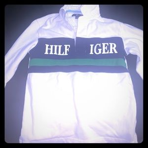 Boys Tommy Hilfiger Long Sleeve Collared Shirt
